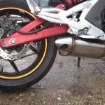 Kawasaki ER6 – modyfikacja układu wydechowego