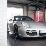 Porsche Cayman S Exhaust System