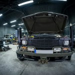 Jeep J20 4×4 V8 Active Exhaust system
