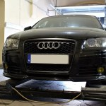 Audi A3 8P 2.0 TDI – Baq Exhaust