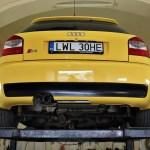 Audi S3 8L 1.8t 225KM – Baq Exhaust