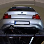 BMW Z3 Coupe – Baq Exhaust