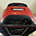 Ford Fiesta ST – Baq Exhaust