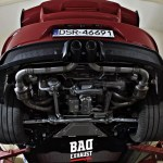 Porsche 911 GT3 (991.2) – Baq Exhaust