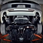 Ford Mustang V6 – Baq Exhaust