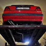Volkswagen Golf mk2 G60 – Baq Exhaust