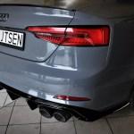 Audi S5 B9 3.0 TFSI   Baq Exhaust Tips