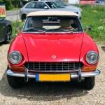 Fiat 124 Spider   Baq Exhaust