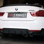 BMW F32 428i   Baq Exhaust