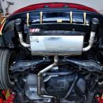 Seat Leon III 1.8 TSI   Baq Exhaust