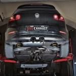 Volkswagen Golf R32 mk5 | Baq Exhaust