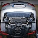 Audi A6 C6 3.2 FSI   Baq Exhaust