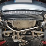 Audi A5 2.0 TFSI   Baq Exhaust