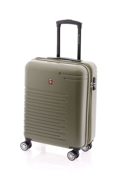 maleta de viaje cabina cactus de gladiator verde caqui