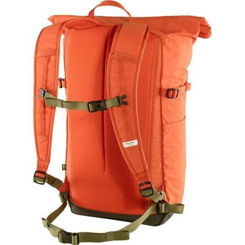 comprar mochila fjallraven high coast foldsack rowan red naranja 2