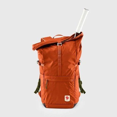 comprar mochila fjallraven high coast foldsack rowan red naranja 4