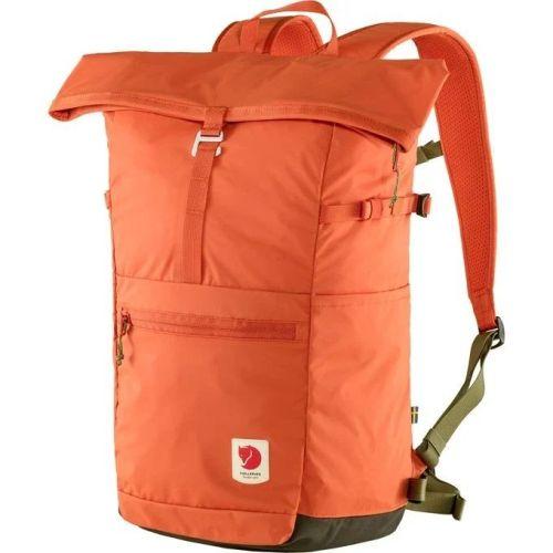 comprar mochila fjallraven high coast foldsack rowan red naranja
