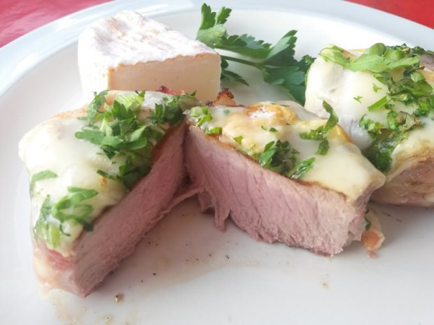 Mmmmmh - Schweinefilet Saint Albray
