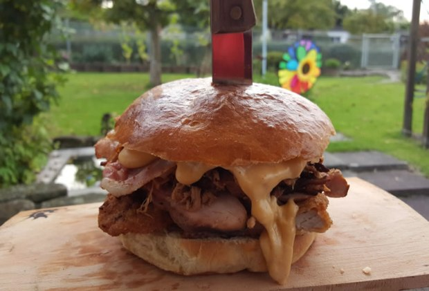 The Jethro´s Style Burger