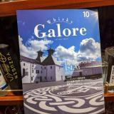 ウィスキーガロア誌10月号、厚岸蒸留所の取材が当店で行われました。