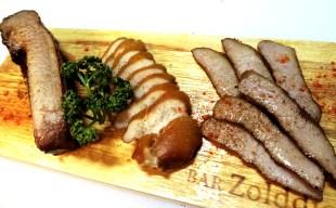 ワインにも合う美味しい肉料理~寒い季節に豚肉の温燻