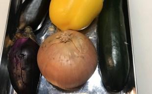 新しくメニューに加わった前菜~『夏野菜のラタトゥイユ』