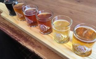クラフトビールを飲みに山梨県甲府市にあるアウトサイダーブルーイングへ