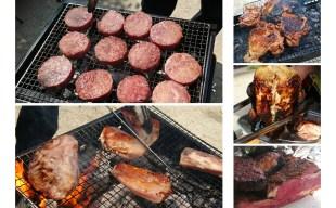 美味しい肉料理たっぷり!ゾルディックBBQ@立川昭和記念公園