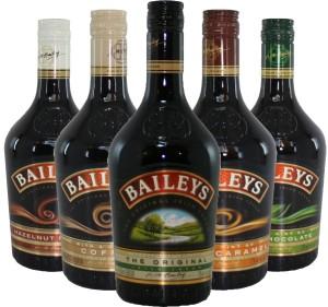 משפחת האייריש קרים של בייליס