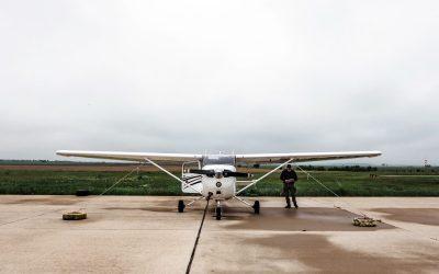 Kriminelle stehlen Gold-Silber Barren in Sonora und fliehen per Flugzeug