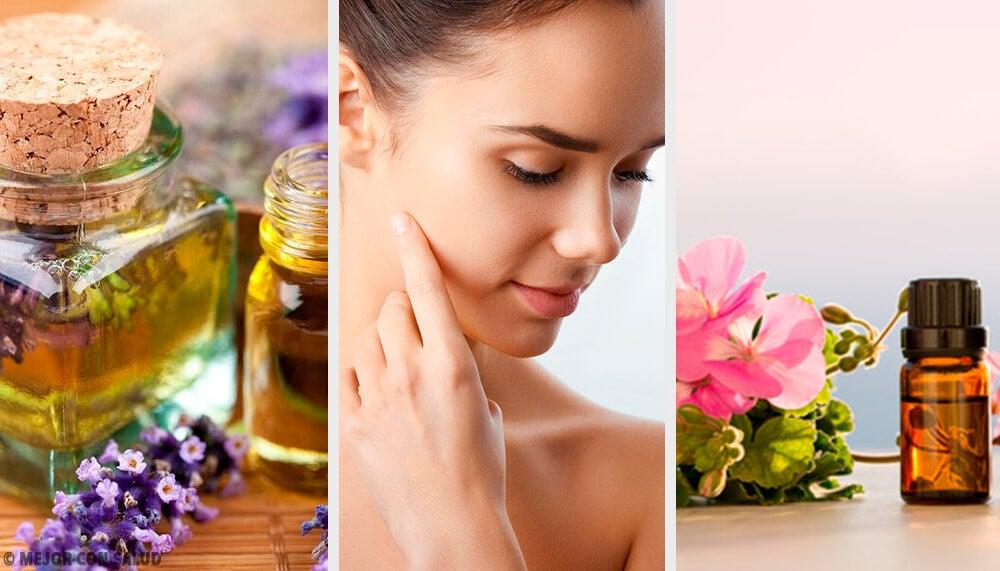 5 زيوت أساسية لإصلاح وتنعيم بشرتك