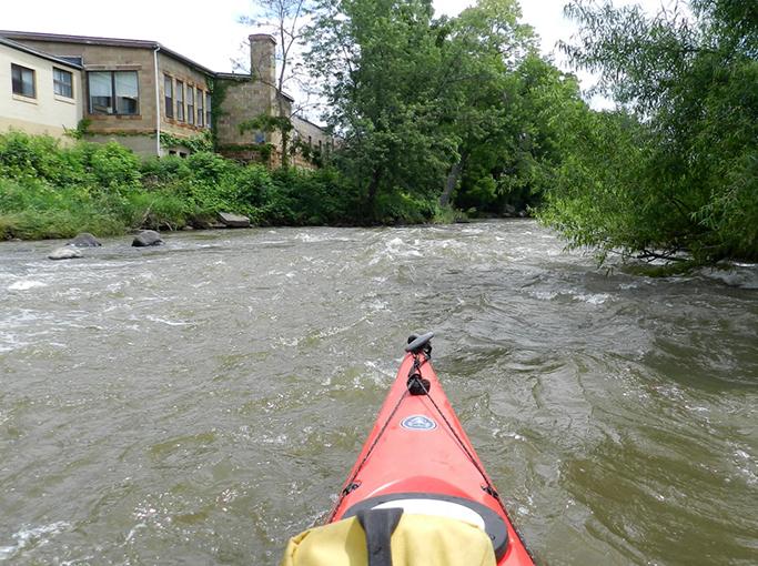 Wisconsin canoe trips, the best canoe trips.