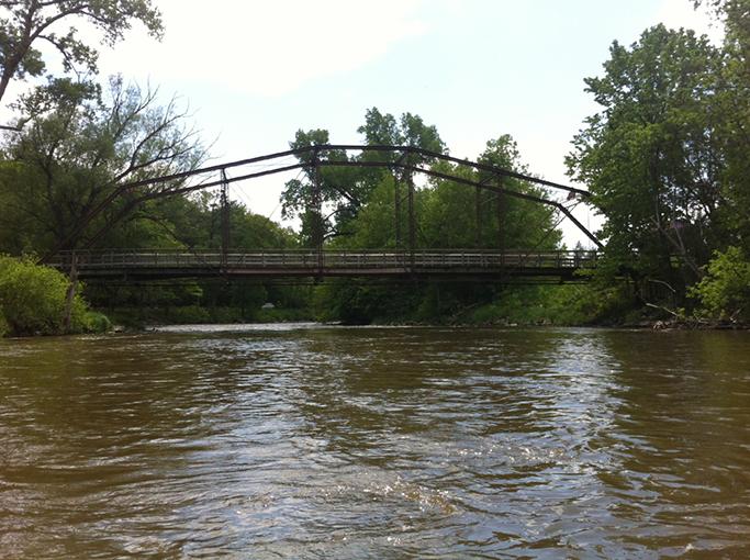 Wisconsin canoe trips, best canoe trips.