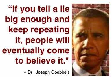 Obama Lies About Republicans