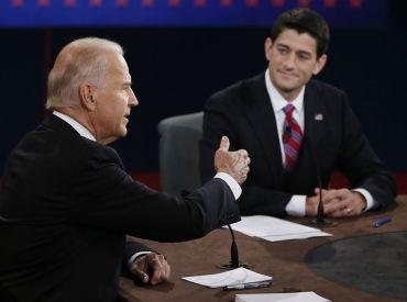 Biden-Ryan Debate