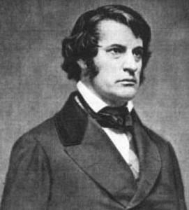 Senator Charles Sumner