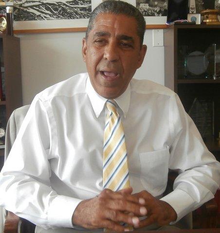 Congresista Espaillat respalda libertad de prensa