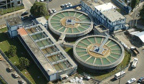 Falta de agua por mantenimiento tubería
