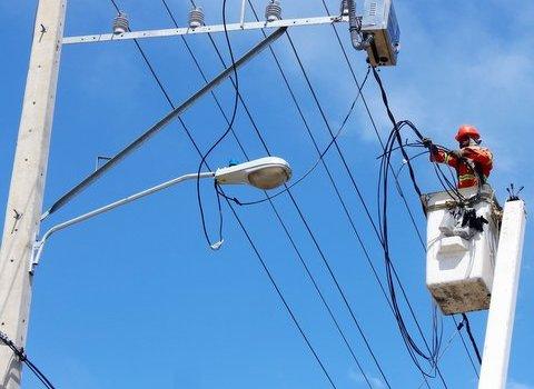 Edenorte rehabilita redes comunidades La Vega
