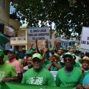 Marcha Verde en Navarrete y Cristo Rey