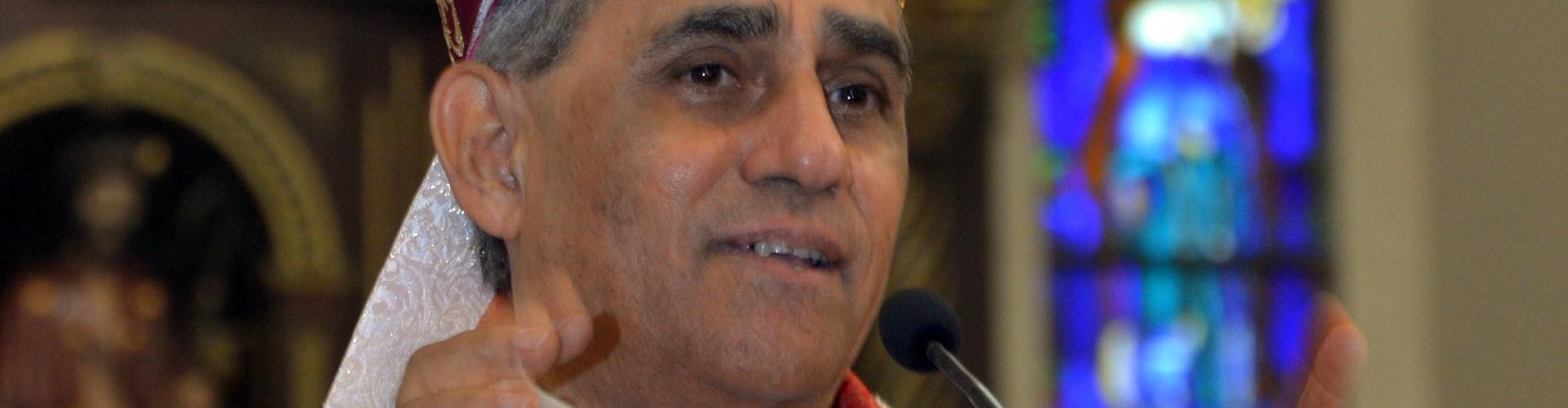 Arzobispo lamenta poca acción contra corrupción