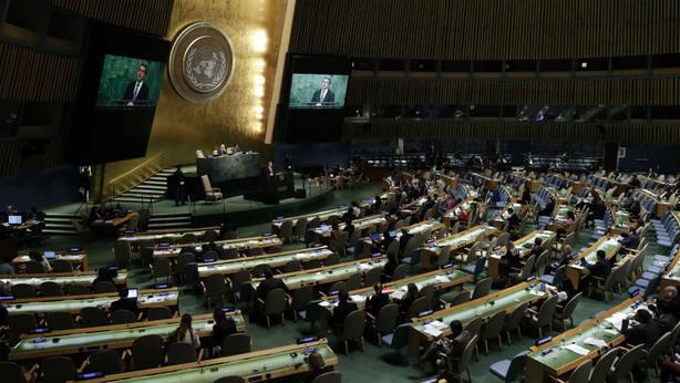 ONU llama respetar plebiscito Venezuela