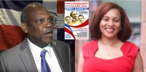 Fracasa marcha contra haitianos en NY