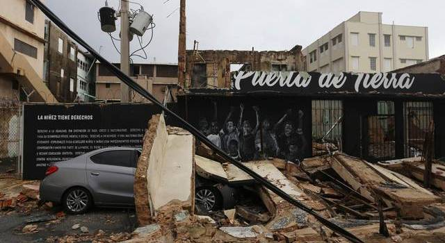 Llegan a Puerto Rico equipos rescate