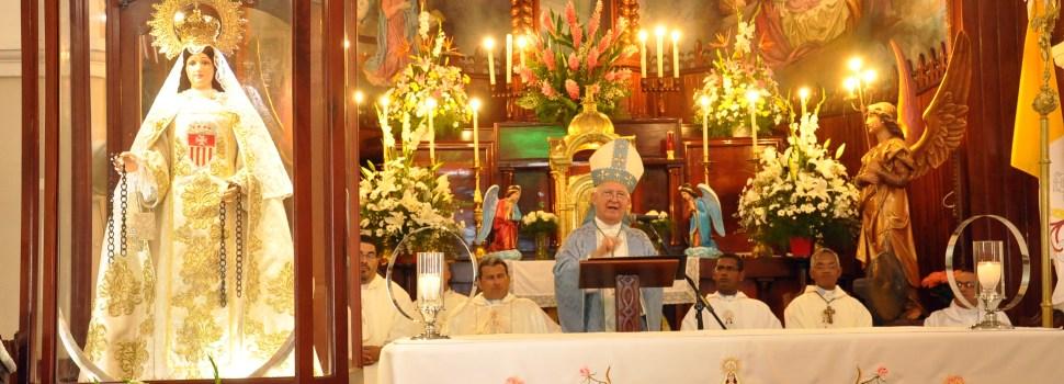 Obispo recomienda devolver bienes robados