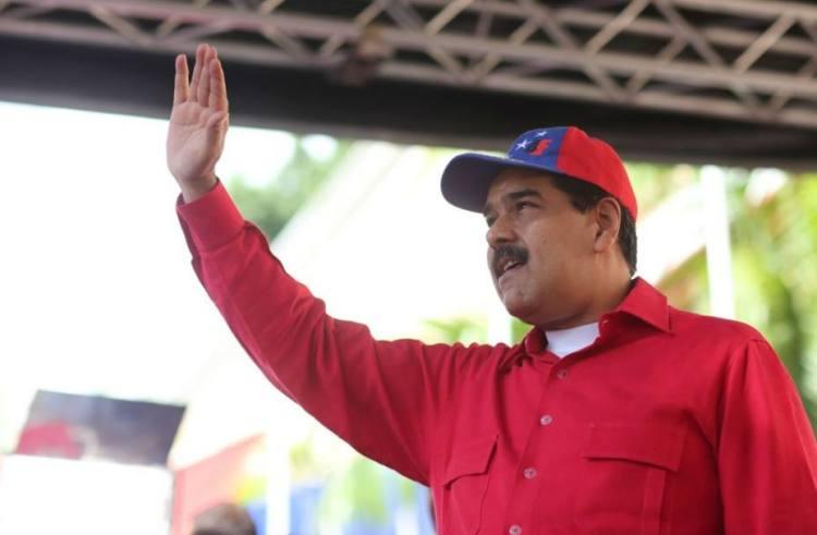 Maduro dice hay plan guerra contra Venezuela
