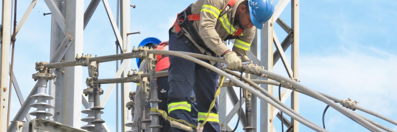 Suspensiones por trabajo en subestación