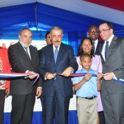 Otra escuela para Santo Domingo Este