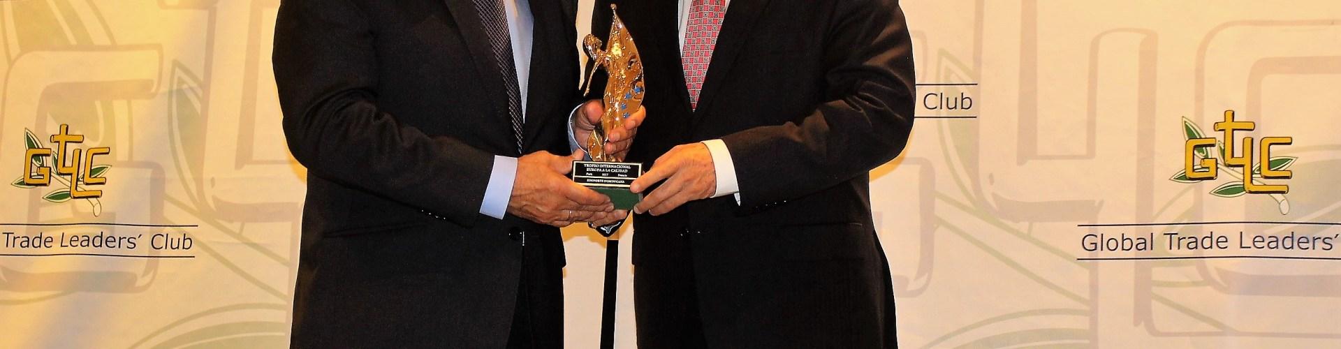 EDENORTE  recibe premio internacional