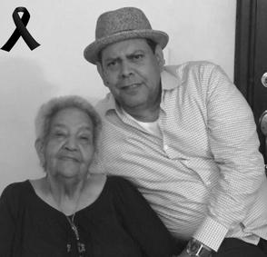 Fallece madre de Fernando Villalona